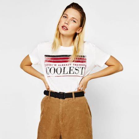 Women  T-Shirt B5
