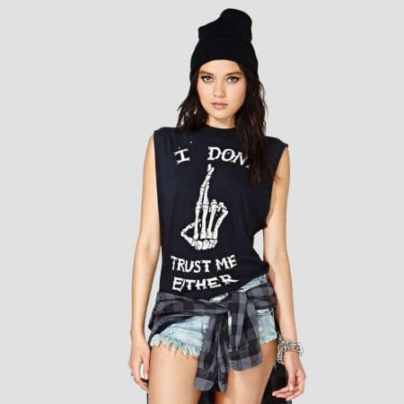 Women  T-Shirt J1