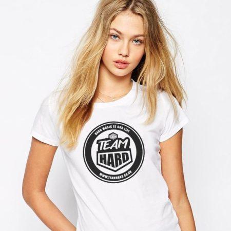 T-Shirt white H6